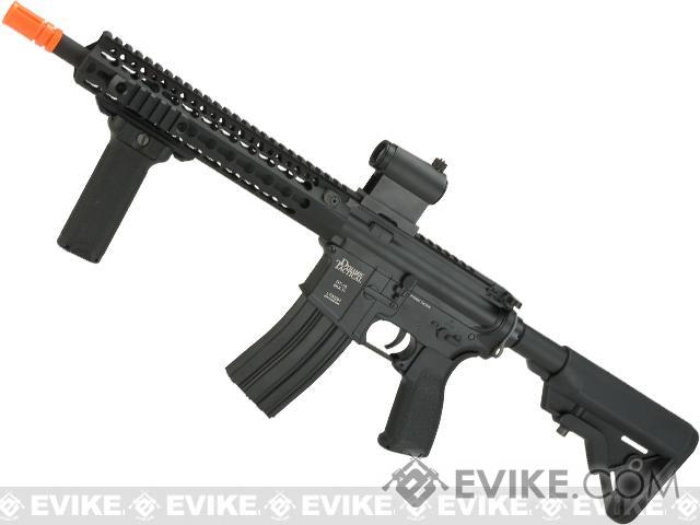 DYTAC Bravo Full Metal 13 M4 Carbine Airsoft AEG Rifle (Color: Black)