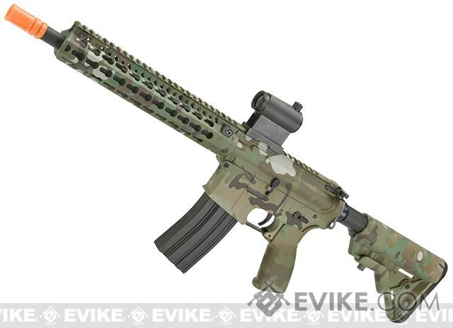 DYTAC Bravo 10.5  M4 Carbine  Airsoft AEG Rifle (Color: Multicam)