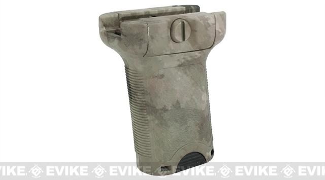 Dytac Ergonomic Vertical Grip For Airsoft AEG & GBB (Color: A-TACS AU)
