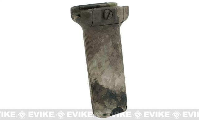 Dytac Ergonomic Vertical Grip - Long (Color: A-TACS AU)