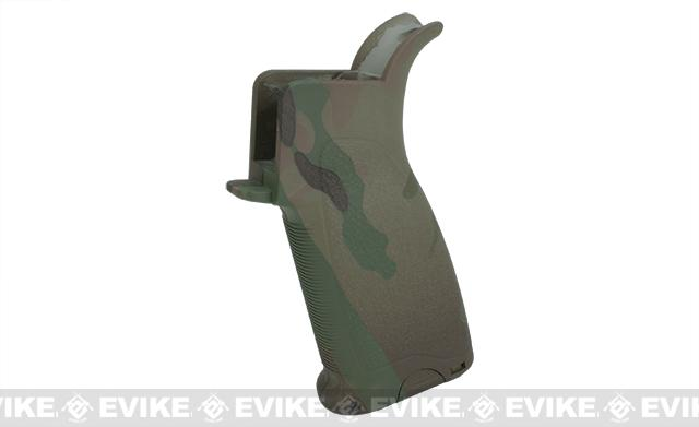 Dytac Ergonomic Combat Motor Grip for M4/M16 Airsoft AEGs (Color: Multicam)