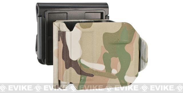 DYTAC Polymer Camo Universal Holster for GLOCK Pistols (Color: Multicam)