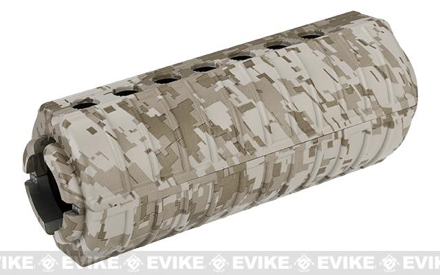 DYTAC Camo Handguard for M4 Series Airsoft AEG Rifles (Color: Digital Desert)