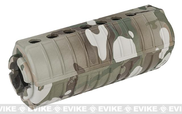 DYTAC Camo Handguard for M4 Series Airsoft AEG Rifles (Color: Mulitcam)