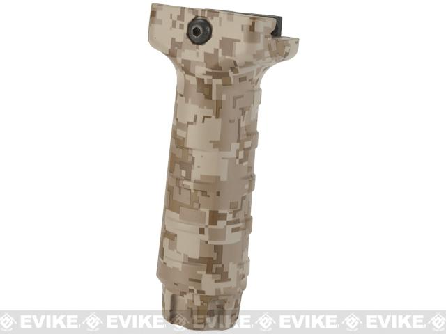 DYTAC Camouflage Eco TD Long Vertical Grip (Color: Digital Desert)