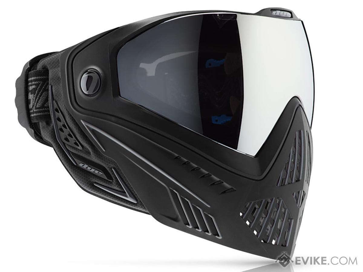 Dye i5 Pro Airsoft Full Face Mask (Style: Onyx / Black / Grey)