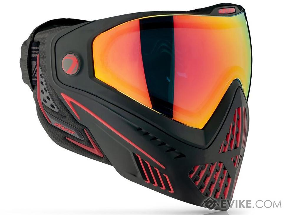 Dye i5 Pro Airsoft Full Face Mask (Style: Fire 2.0)