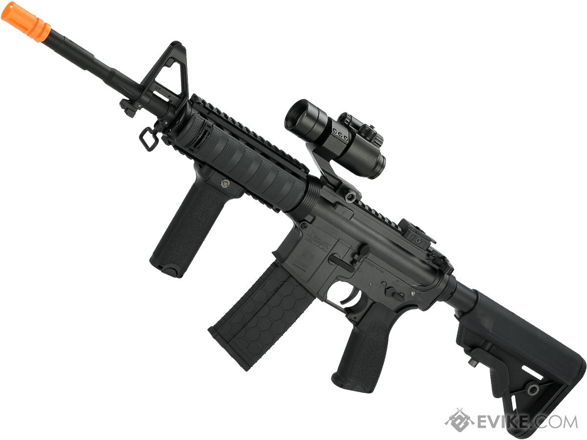 DYTAC Combat Series M4A1 with RIS Handguard (Color: Black Cerakote)