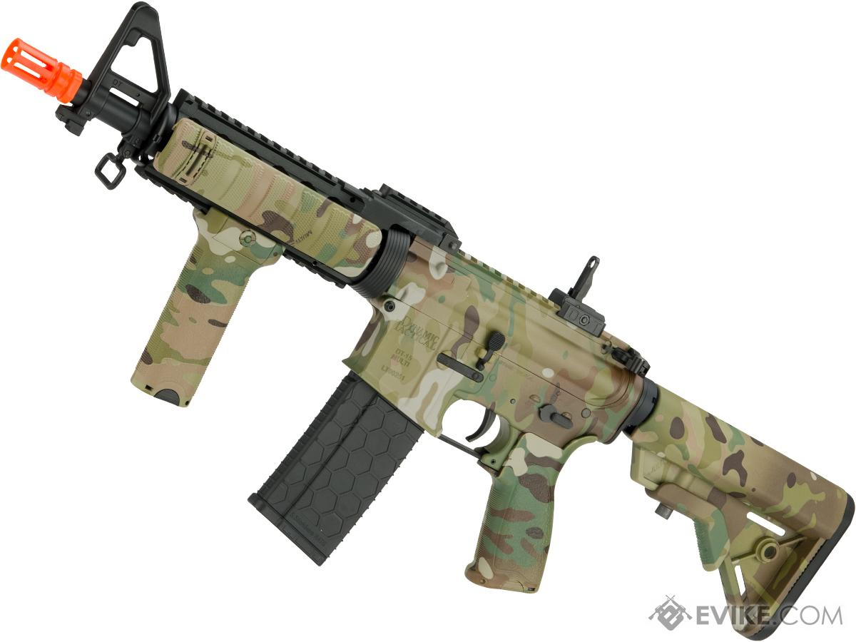 DYTAC Combat Series M4A1 CQB with RAS II Handguard (Color: Multicam)
