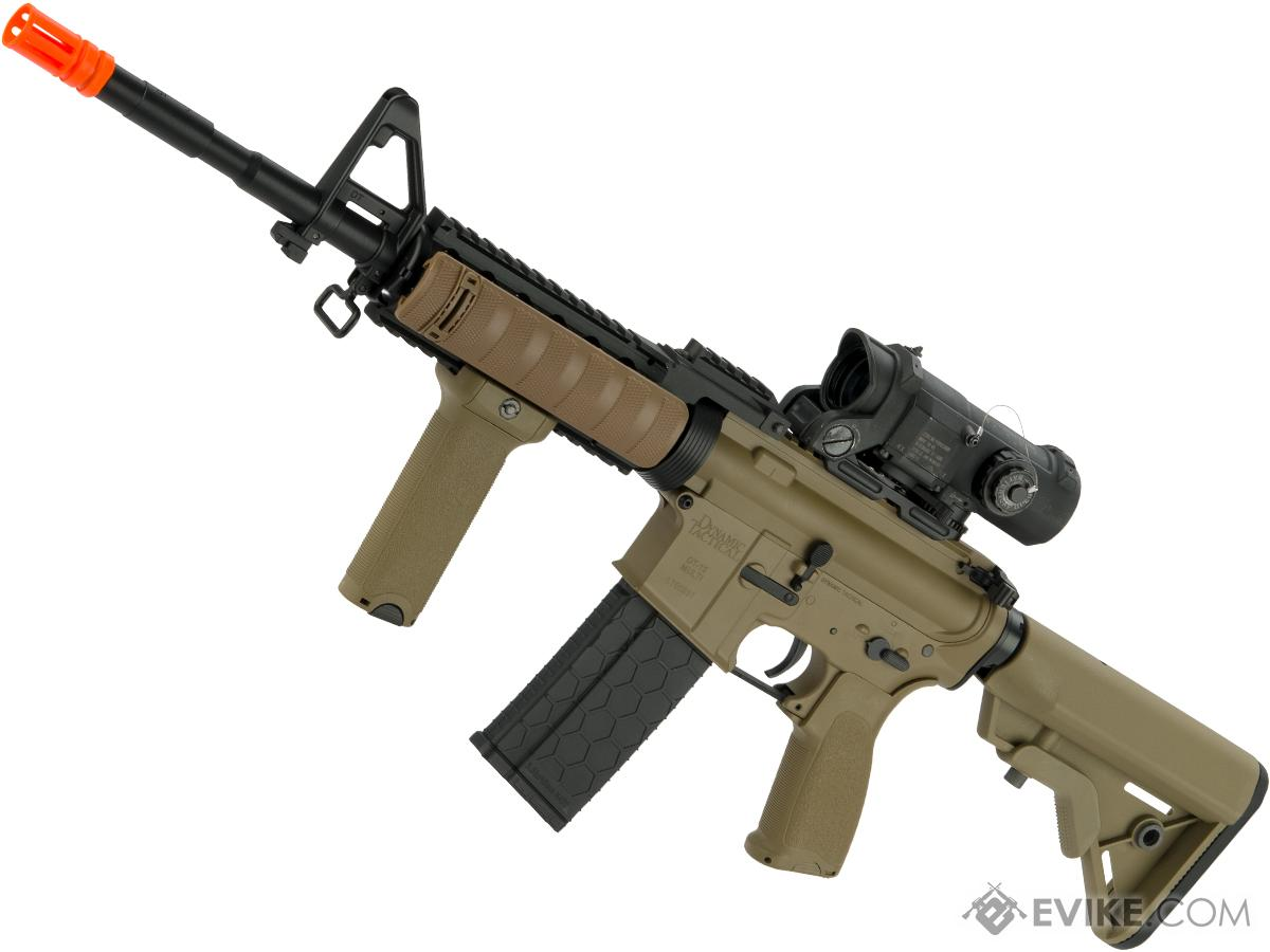DYTAC Combat Series M4A1 with RAS II Handguard (Color: Dark Earth)