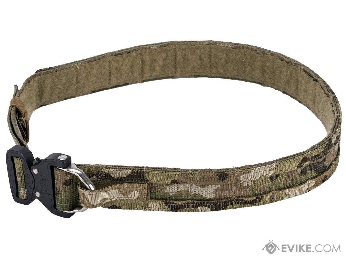 Eagle Industries Operators Gun Belt w/ MOLLE Attachment (Color: Multicam / Small)