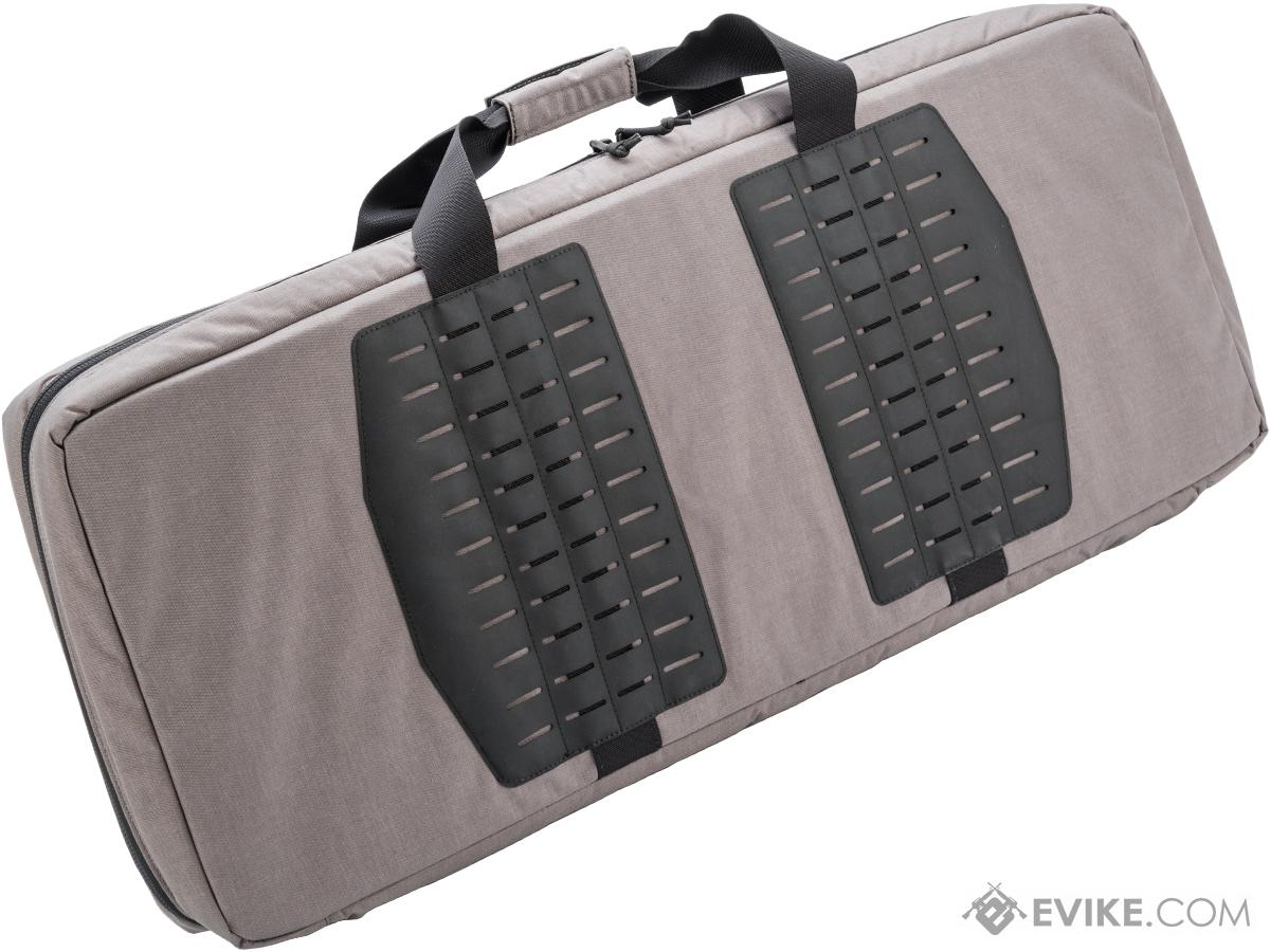 The Black Ships Low Profile Rifle Bag (Color: Grey)