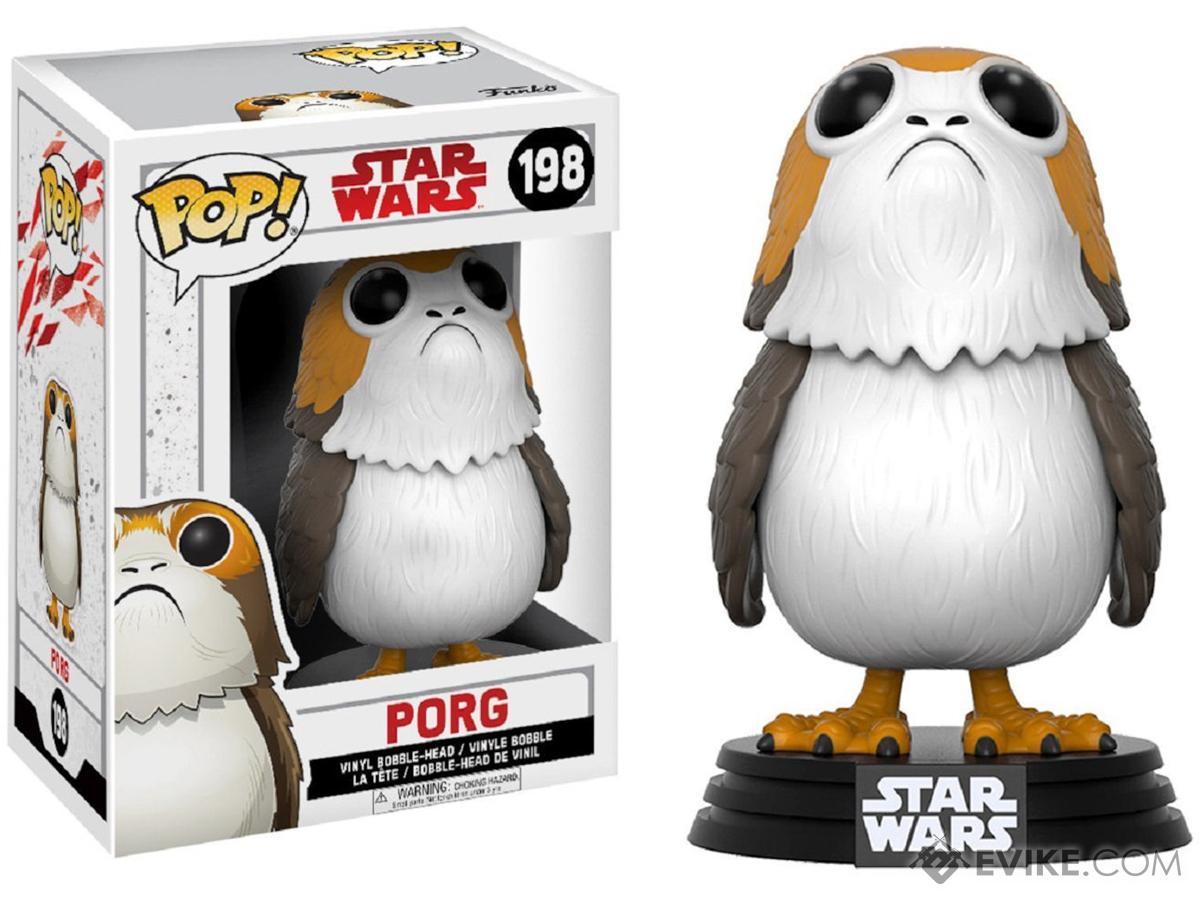 Funko POP! Star Wars: The Last Jedi Porg Vinyl Bobble Head Figure