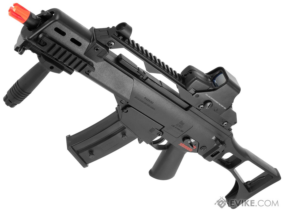 KWA Full Size Lipoly Ready H&K G36C Airsoft AEG (2GX Version, Licensed by Umarex)