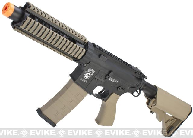 G&G CQB-S MINI Airsoft Electric Blowback AEG Rifle (Package: Black / Gun Only)