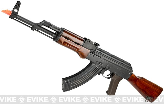 z E&L Airsoft AKM A101 Gen. 2 Full Metal AEG Rifle w/ Real Wood Furniture