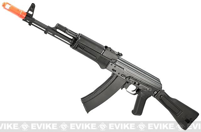 E&L Airsoft AK74MN A106 Gen. 2 Full Metal AEG Rifle w/ Composite Furniture & Folding Stock