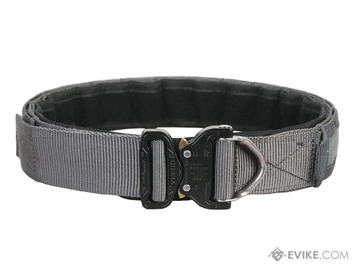 EmersonGear 1.75 Low Profile Shooters Belt with AustriAlpin COBRA Buckle (Color: Wolf Grey / Large)