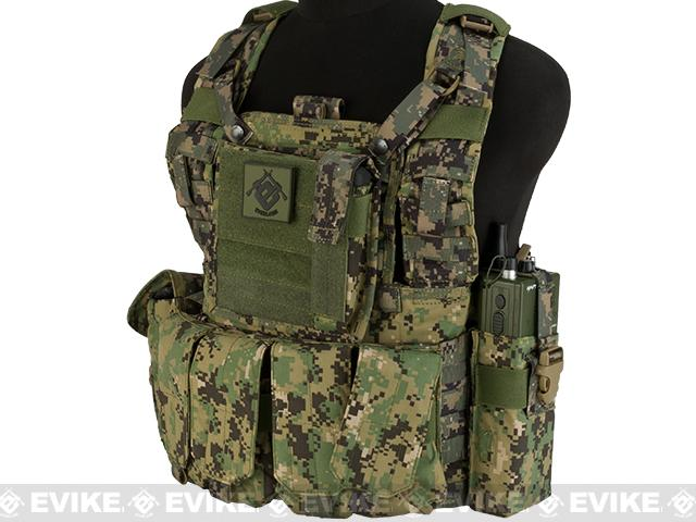 Emerson Tactical RRV Style Chest Rig - AOR2