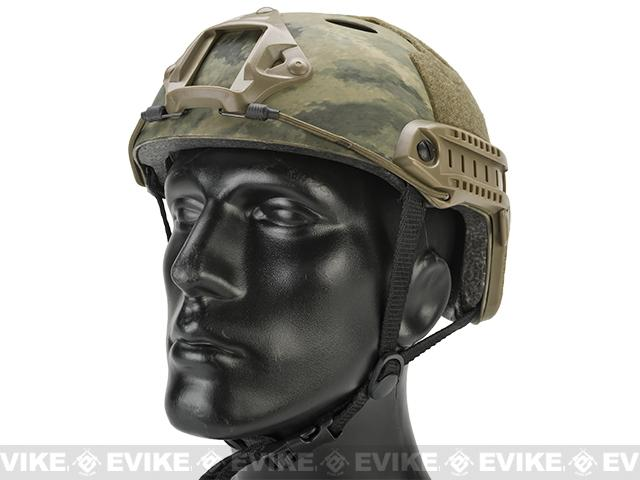 Emerson Bump  Type Tactical Airsoft Helmet (PJ Type / Basic / Arid Camo)