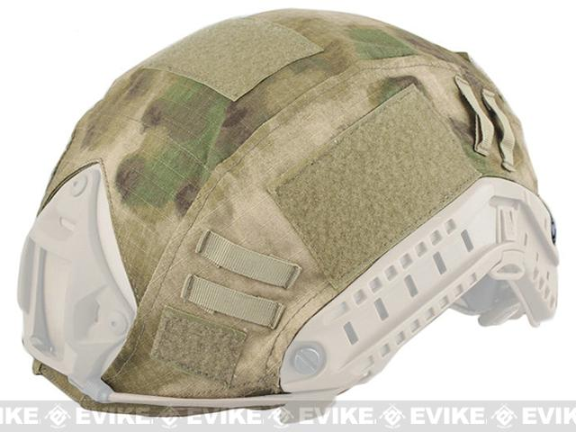 Emerson Tactical Helmet Cover for PJ and MH Type Airsoft Helmet - Arid Foliage