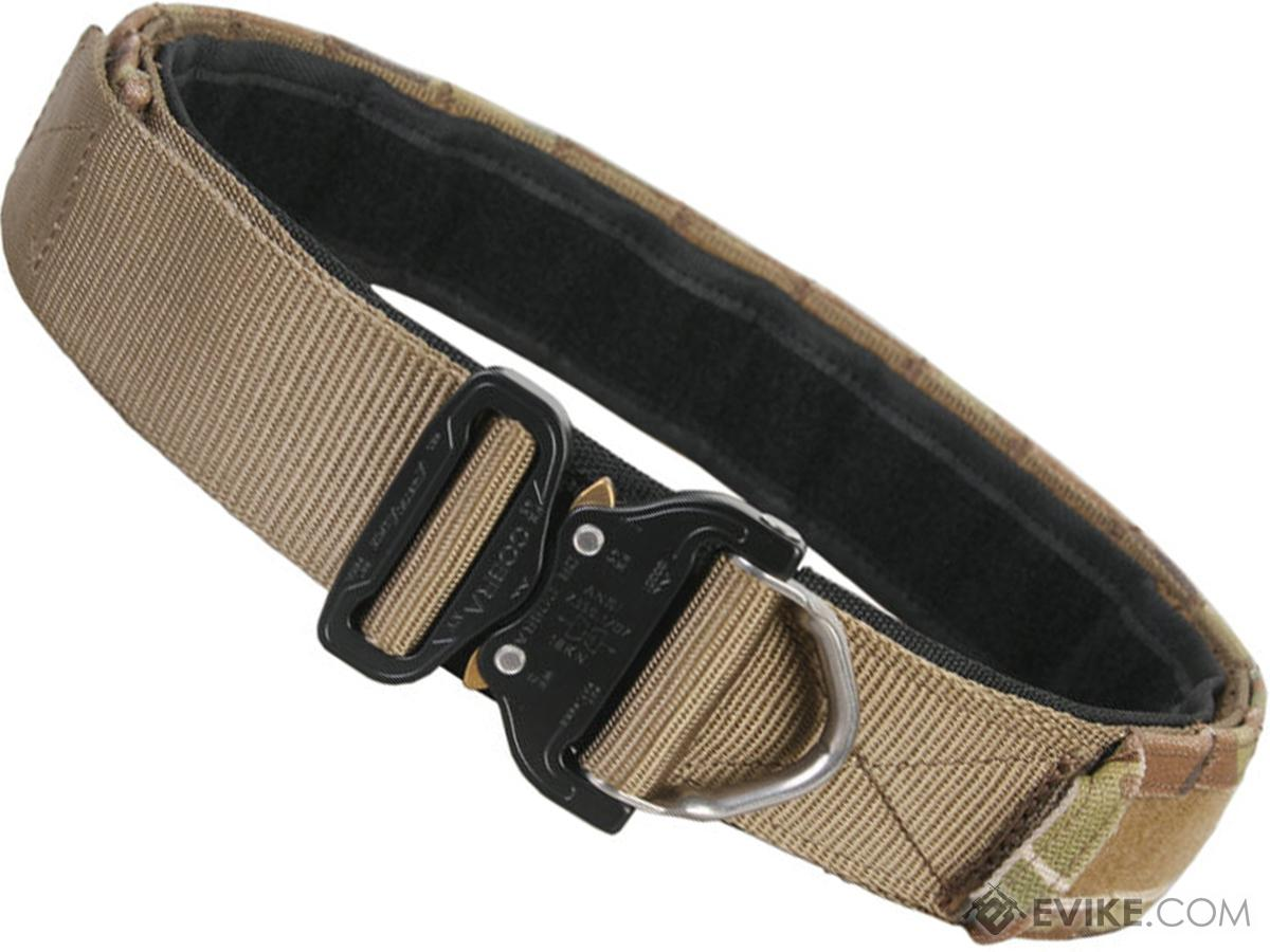 EmersonGear 1.75 Low Profile Shooters Belt with AustriAlpin COBRA Buckle (Color: Coyote Brown / Medium)
