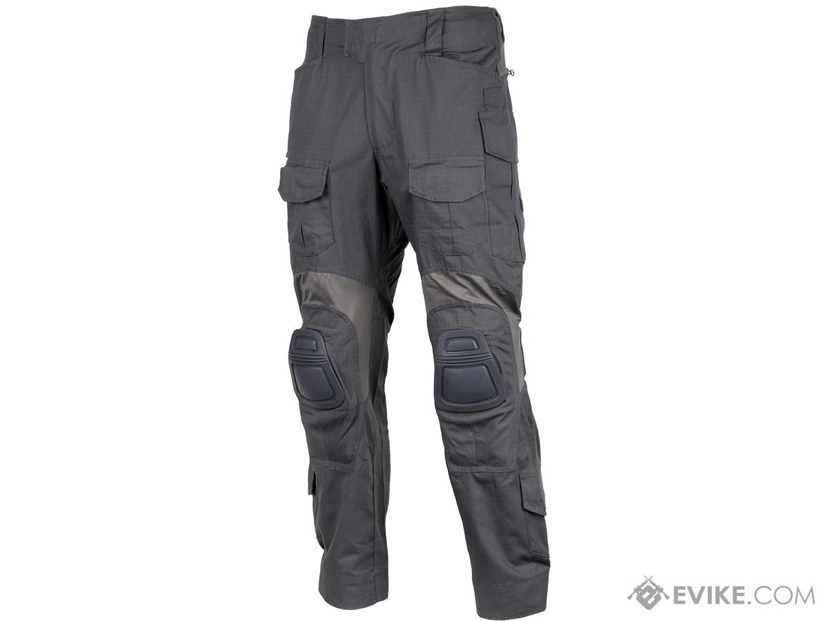 EmersonGear Combat Pants w/ Integrated Knee Pads (Color: Wolf Grey / Size 38)