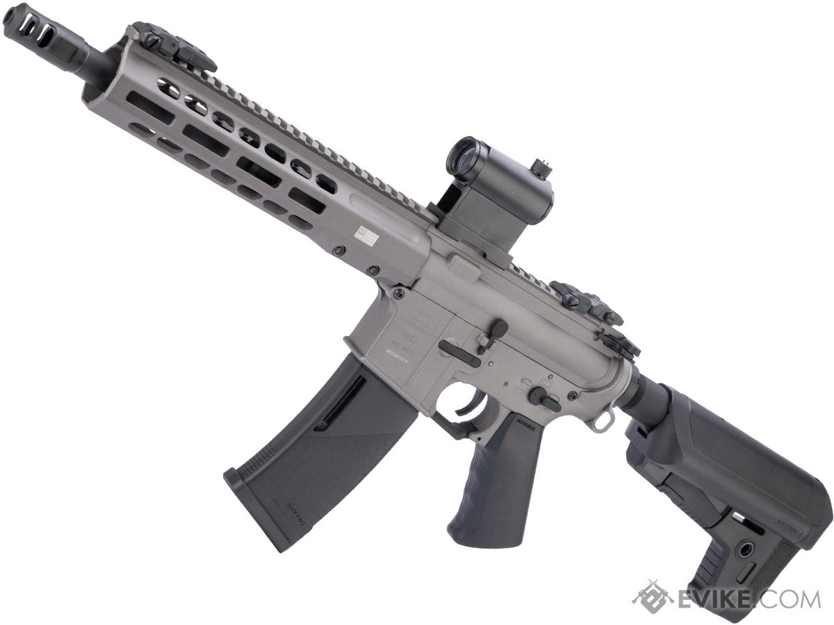 Pre-Order ETA June 2020 EMG / KRYTAC / BARRETT Firearms REC7 DI AR15 AEG Training Rifle (Length: SBR / Tungsten)