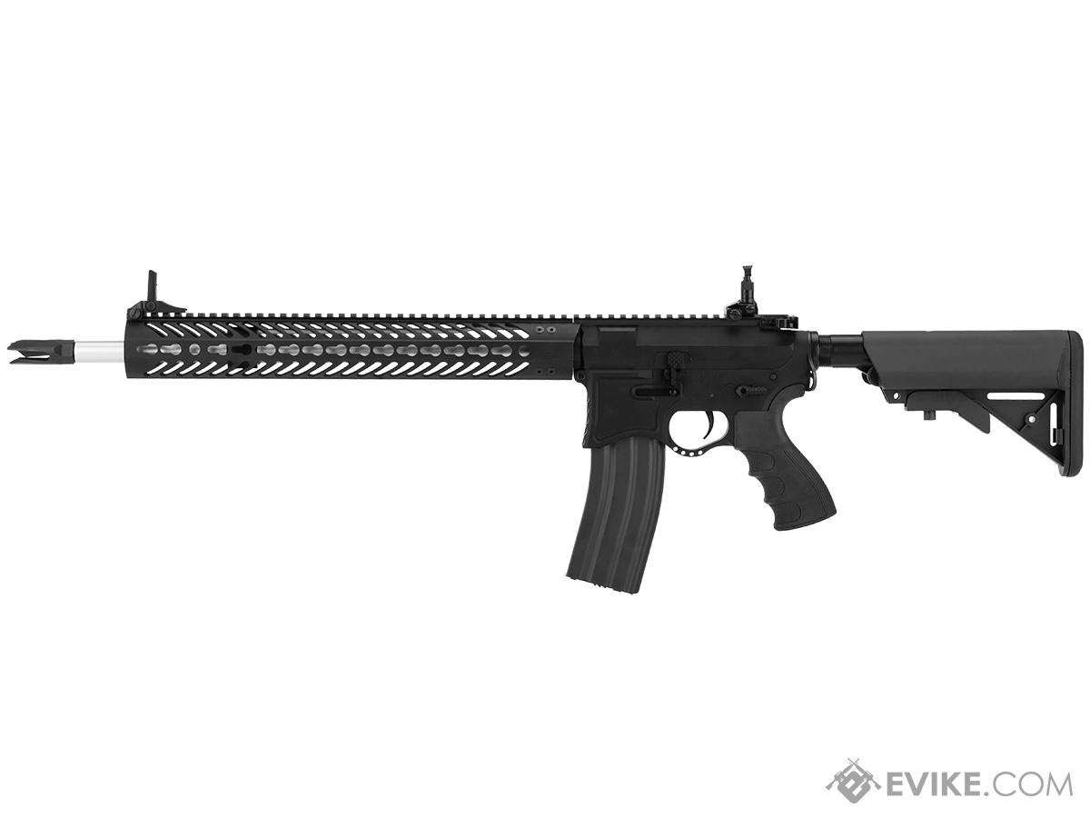 Pre-Order ETA February 2018 EMG Seekins Precision Licensed AR-15 SP223 Advanced Airsoft M4 AEG Rifle by G&G (Color: Black)