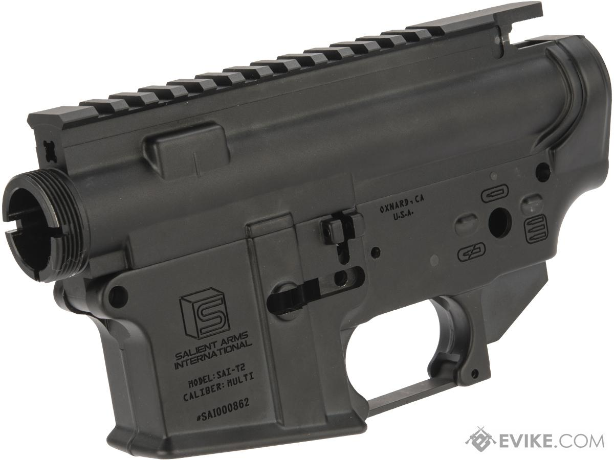 EMG SAI AR-15 Forged Receiver for WE-Tech Gas Blowback Airsoft Rifles