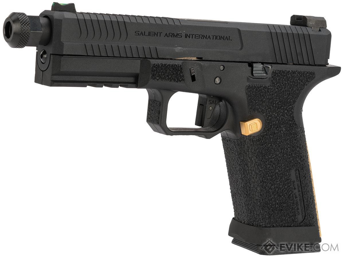 EMG Salient Arms International BLU Airsoft Training Weapon (Model: Aluminum / Green Gas)