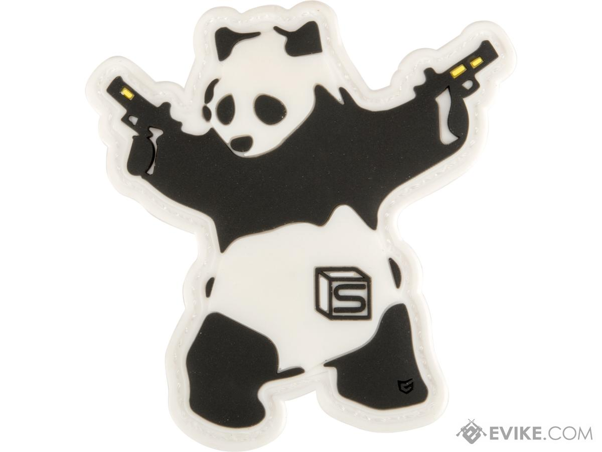 EMG / Salient Arms International Panda PVC Morale Patch