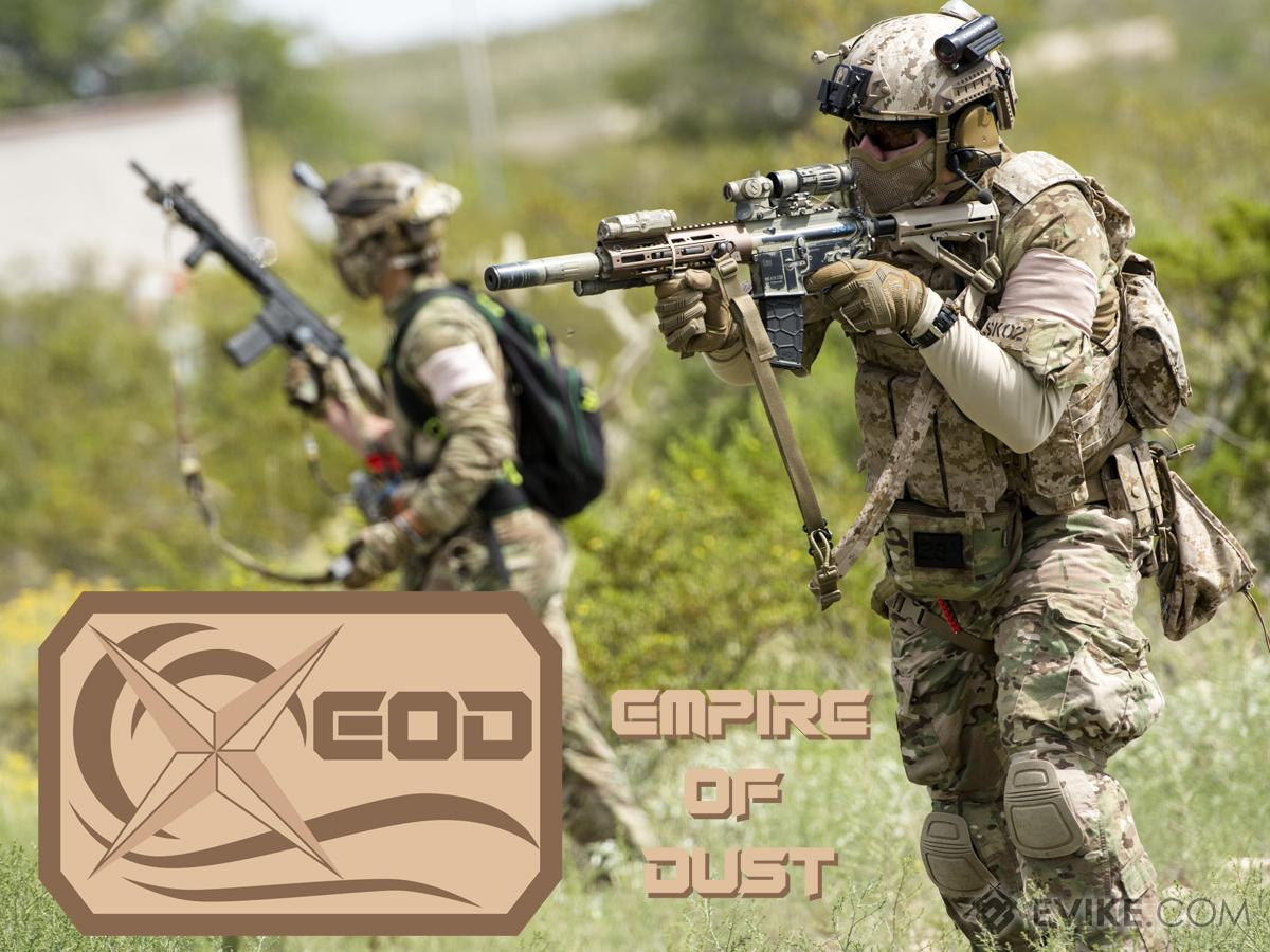 Operation: Airsoft Nation Fan Appreciation Game @ SC Village, March 30th, 2019 in Corona, California (Force: Empire of Dust)
