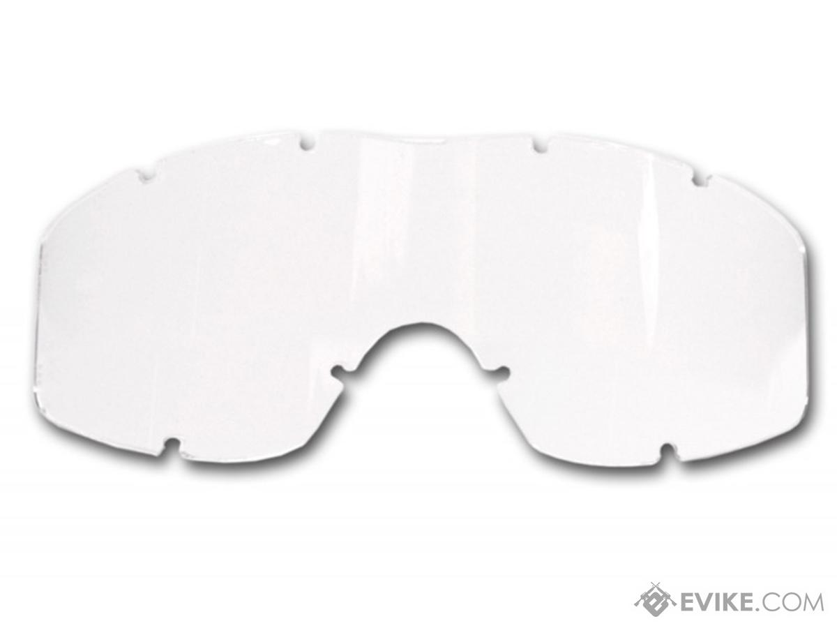 ESS FirePro Wildland  / Fire Rescue Goggles Lens (Color: Clear / Asian Fit)