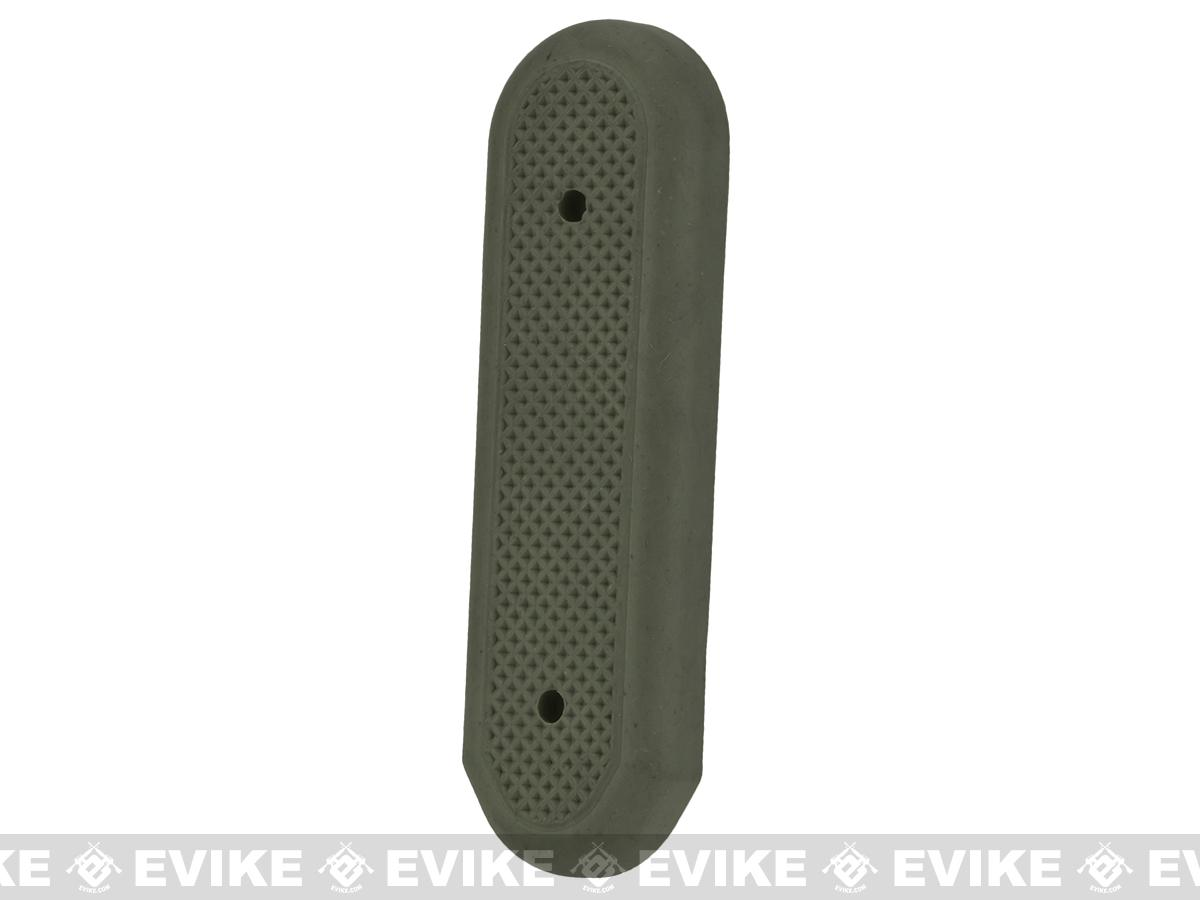G&P Crane Stock Butt Pad (Color: Foliage Green)