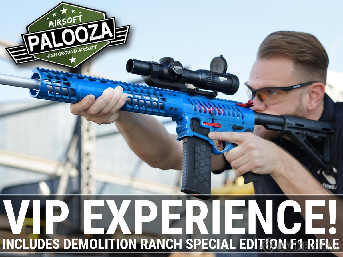 Airsoft Palooza VIP Game w/ Matt from Demolition Ranch & F1 UDR Rifle Pre-Order - (Houston, TX / July 14th)