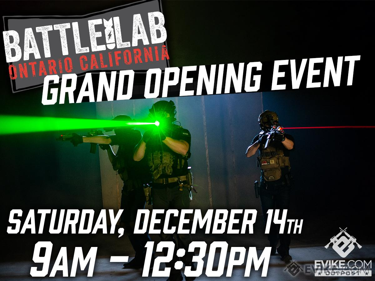 Battle Lab Ontario - Grand Opening Event! Saturday December 14th, 2019 (Timeslot: A - 9am to 12:30pm)