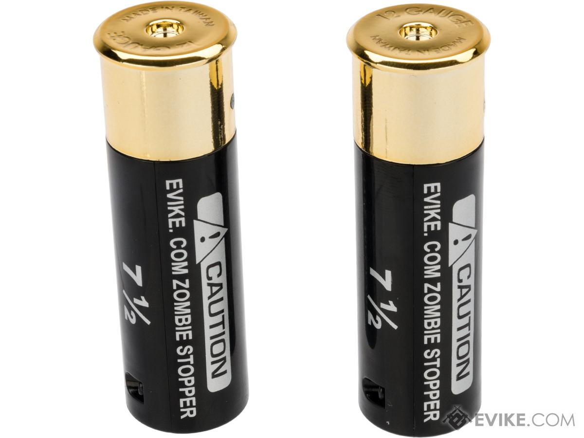 Evike Zombie Stopper 30 Round Shells for Multi & Single-Shot Airsoft Shotguns (Qty: 2 Pack)