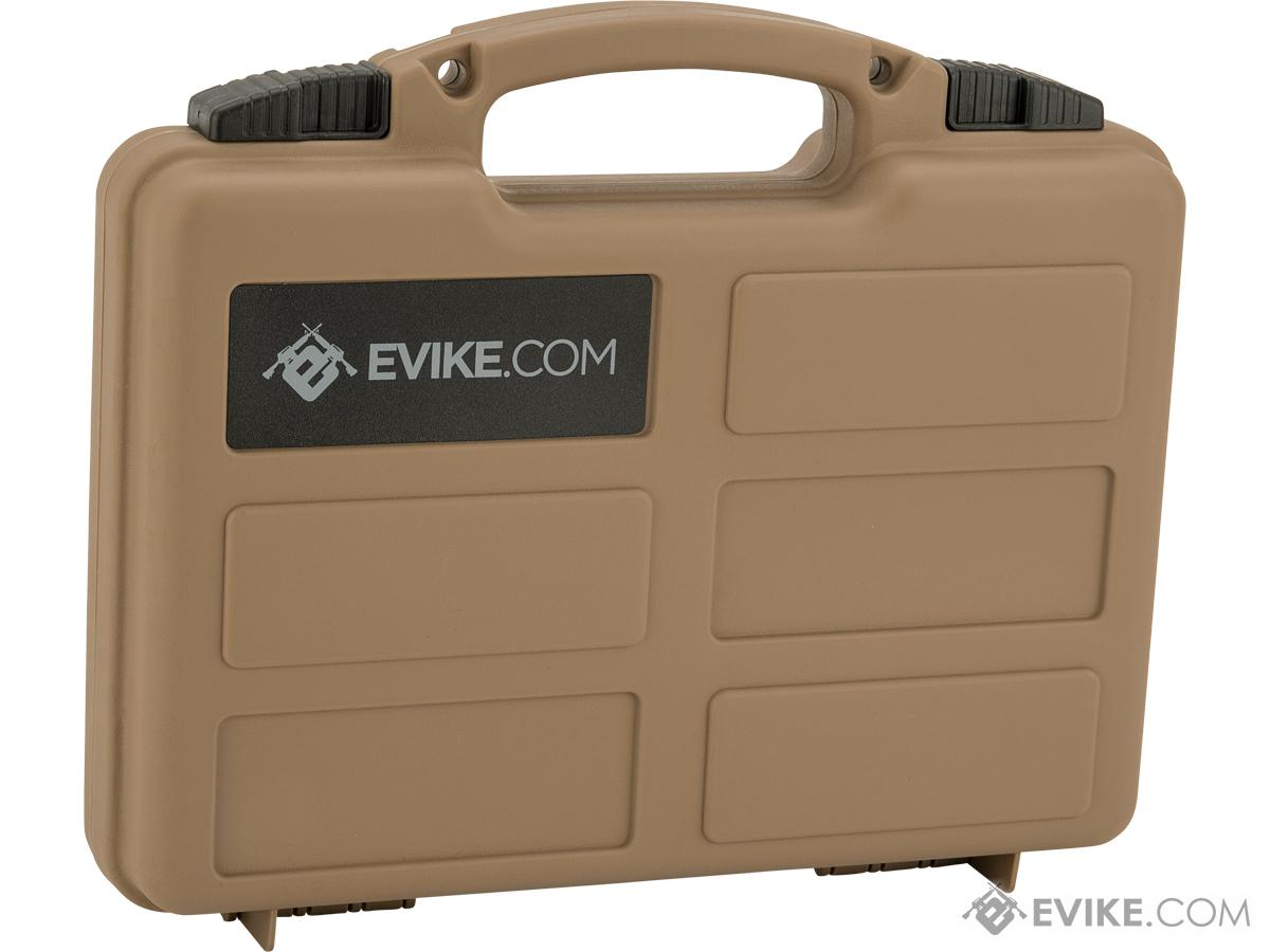 Evike.com Armory Case w/ Customizable Grid Foam (Color: Dark Earth)