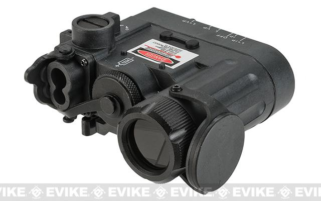 Element EX328 Airsoft PEQ Laser / IR Device