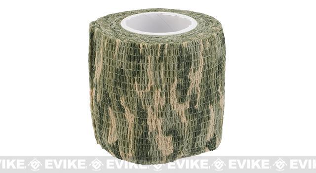 Protective Camo Wrap ( 2 x 180) - Grassland Camo