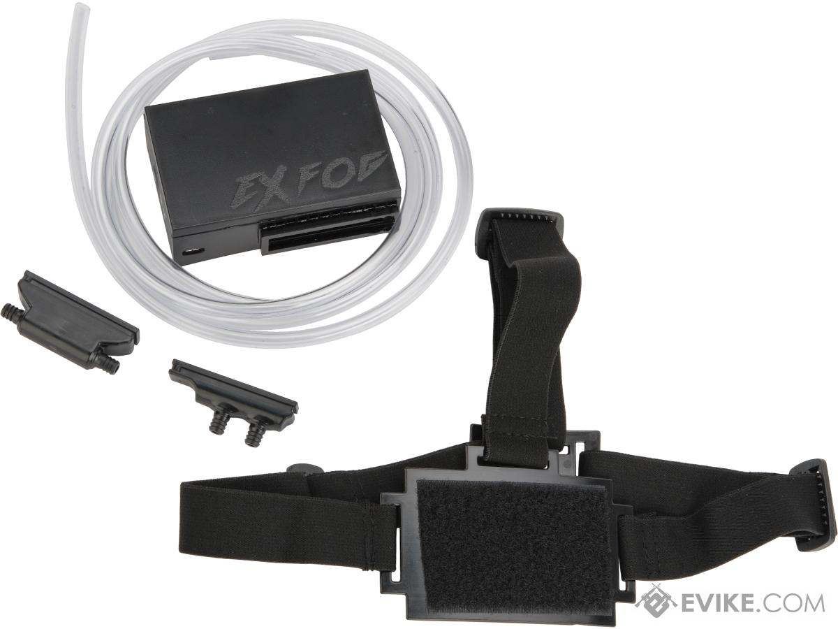 ExFog Goggle Anti-Fog Fan Kit (Package: Standard Headband)