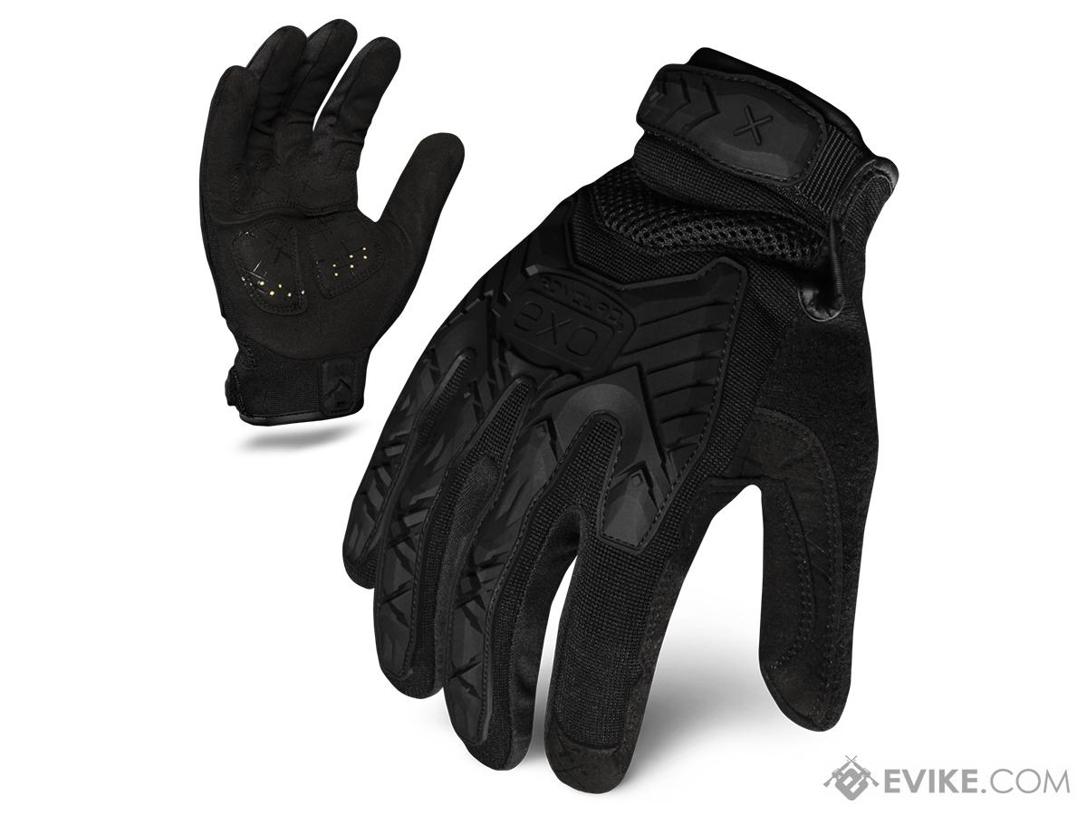 Ironclad Exo Tactical Impact Glove (Color: Black / Large)