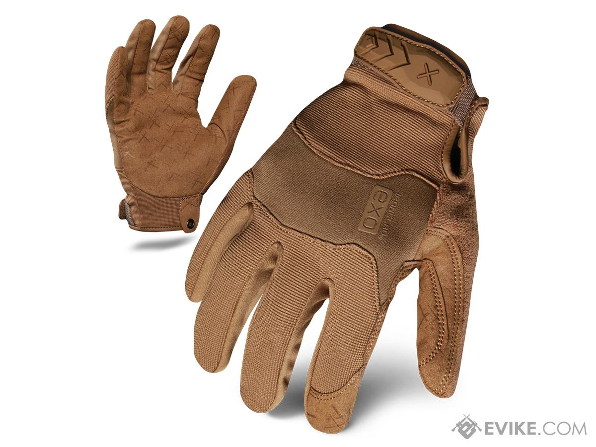 Ironclad Exo Tactical Pro Glove - Coyote (Size: Large)