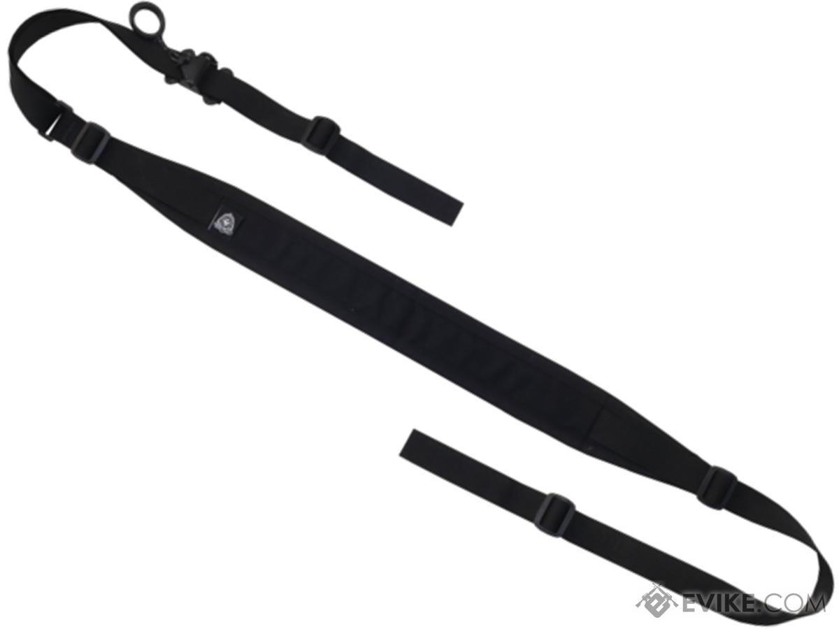 Ferro Concepts The Slingster Rifle Sling (Color: Black / No Hardware)