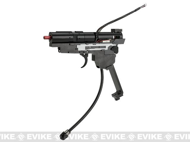 PolarStar Airsoft V3 Gen3 AK Fusion Engine Electro-Pneumatic Gearbox Kit (Model: Red Nozzle)