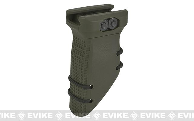 Valken Tactical Foregrip-V Tactical VGS Vertical Grip System (Color: Olive)