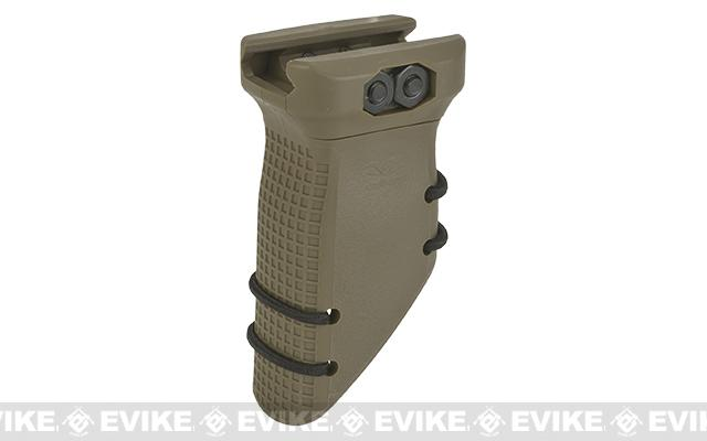 Valken Tactical Foregrip-V Tactical VGS Vertical Grip System (Color: Dark Earth)