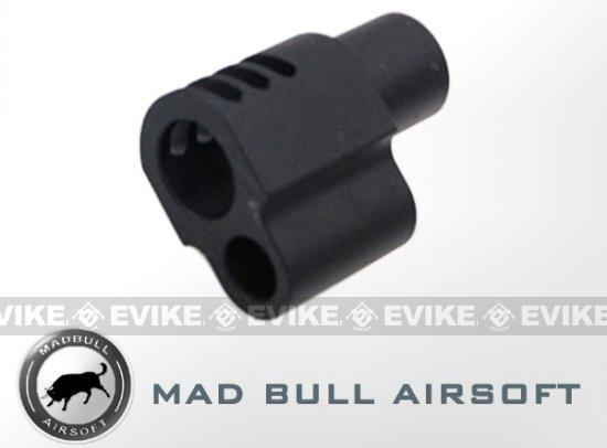 Madbull Punisher Compensator for WE / Socom Gear 1911 Series Airsoft Gas Blowback - Black