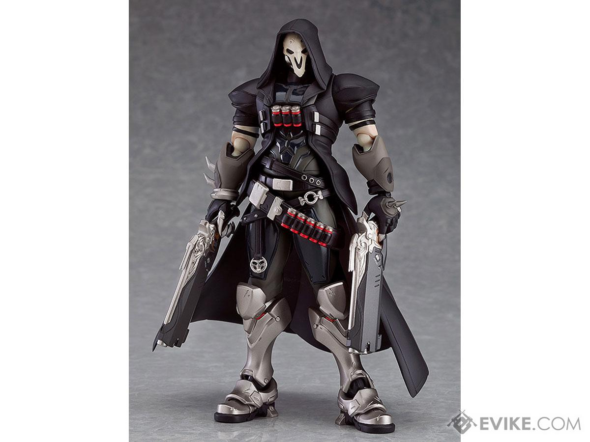 Good Smile Company Overwatch Reaper Figma Action Figure